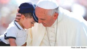 Pope w Child